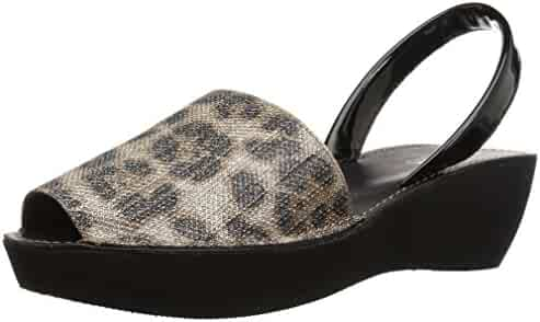 91dc6d1f31312 Kenneth Cole REACTION Women s Fine Glass Wedge Sandal with Backstrap