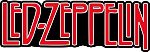 - Mystics Market Led Zeppelin - Vinyl Sticker Decal - Full Color Logo car Truck (5
