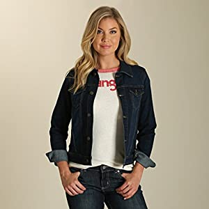 Wrangler Women's Western Denim Jacket