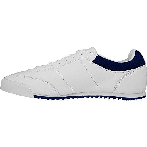 Lacoste Romeau 316 1 Wht - 732spm0036001 Bianco-blu Navy