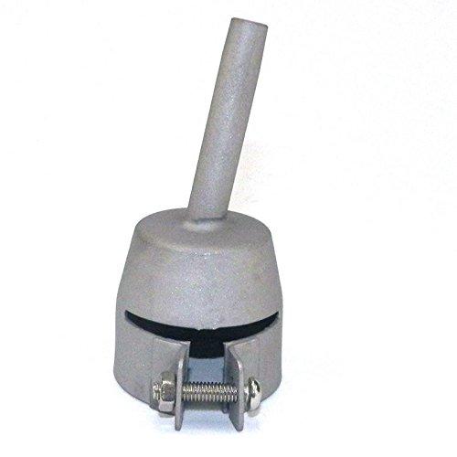 Acorn pencil tip floor welding nozzle for the leister vinyl welder