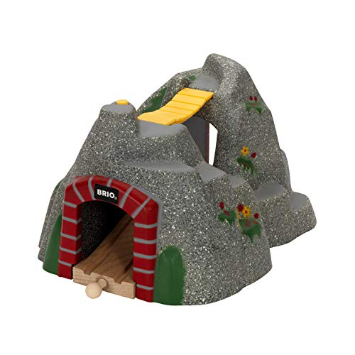 - BRIO World - 33481 Adventure Tunnel | Toy Train Accessoroy for Kids Age 3 and Up