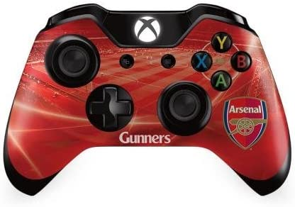 Official Licensed Arsenal F.C - xBox One Controller Skin *STICKER ...