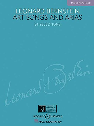 Art Songs and Arias: Medium/Low ()
