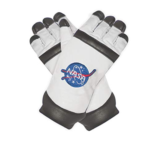 Underwraps Astronaut Mens Adult Costume Gloves