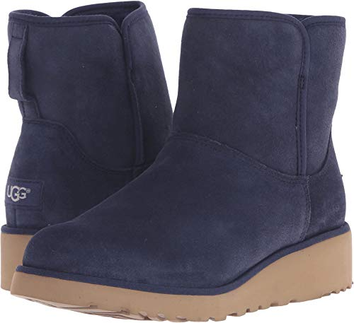 UGG Women's Kristin Winter Boot, Navy, 8 B US by UGG (Image #3)