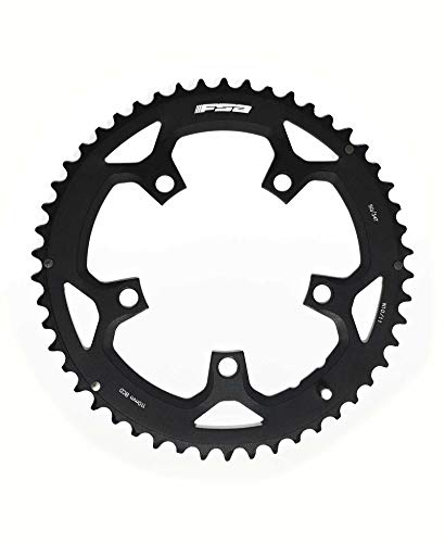 - FSA Pro Road Chainring, 110x50t, Black