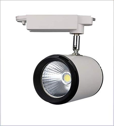 LHY DECORATION Luz de Techo LED, proyector de ángulo Ajustable en ...