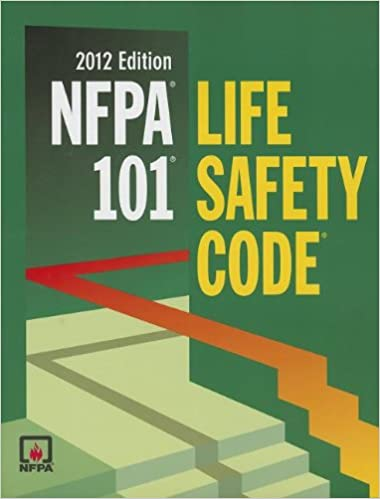 Nfpa 101: Life Safety Code, 2012 Edition: 9780064641807
