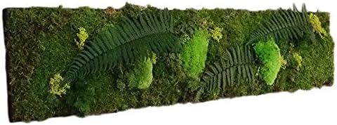 Tableau végétal panoramique