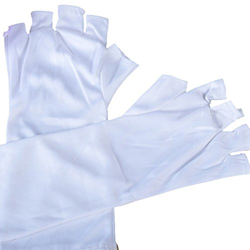 1pair Gloves Protection Light Radiation