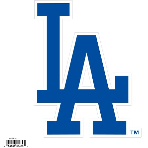 MLB Los Angeles Dodgers 8-Inch Logo Magnet