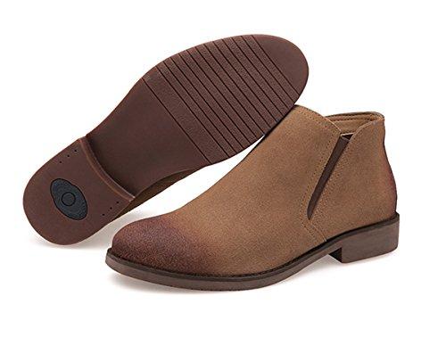 Minitoo ,  Herren Chelsea Boots Hellbraun