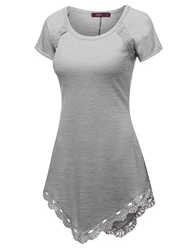 doublju-womens-short-sleeve-round-neck-lace-heming-asymmetrical-tunic-shirts-heathergray-small