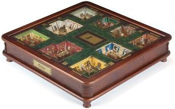 Scrabble Luxury Edition Board Game by Winning Solutions: Amazon.es: Juguetes y juegos