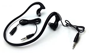 Hydroharmony Waterproof Headphones (Model HH-01) by AQS