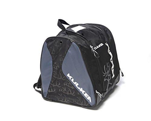 Kulkea Speed Star - Kids Ski Boot Bag, Black/Grey/White (Rossignol Alpine Snowboard)
