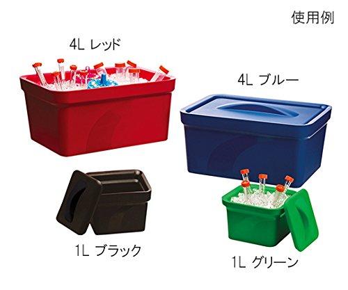 アズワン3-6457-01アイスパンMagicTouch2(TM)容量1Lブルー B07BD2WZ7L