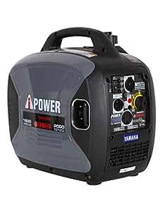 Yamaha Engine Inverter Generator 2000 Watt 120 V Super Quiet CARB/EPA Complied SC2000iV_RFB (Renewed)
