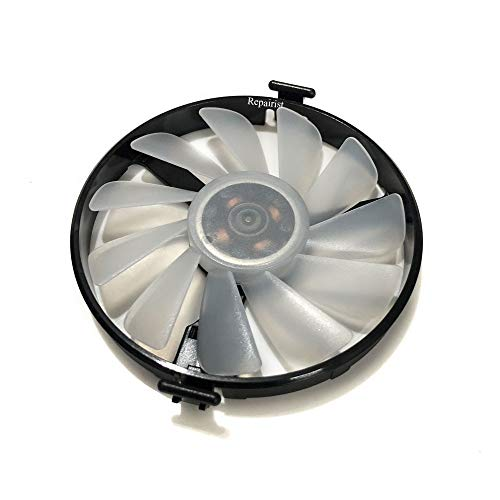 FDC10H12S9-C XFX Hard Swap Fans RX 580 VGA GPU Cooler Fan For XFX RX580 GTR RX480 RS Grahics Card Cooling As Replacement