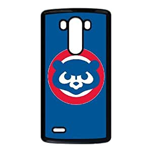 Chicago Cubs 001 LG G3 Cell Phone Case Black Protective Cover