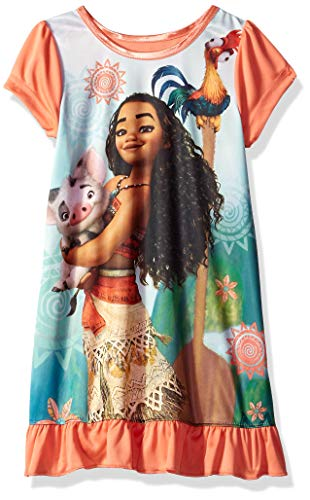 Disney Girls' Moana Nightgown