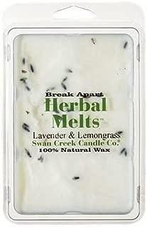 product image for Swan Creek Lavender & Lemongrass Drizzle Melts