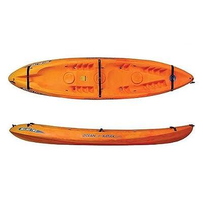 Ocean Kayak 12ft Malibu Two Tandem Sit-On-Top Recreational Kayak