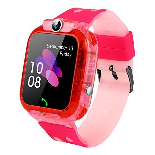 Wowpower DS64 Children's Smart Watch DS64 Positioning Kids Safe Smart Watch Phone LPS Tracker Anti-Lost SOS Clock