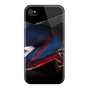 Brand New 4/4s Defender Case For Iphone (amazing Spider Man Love Kiss)