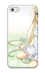 Sean Moore shop 9239540K641782148 blondes blue grassbarefoot Anime Pop Culture Hard Plastic iPhone 5/5s cases
