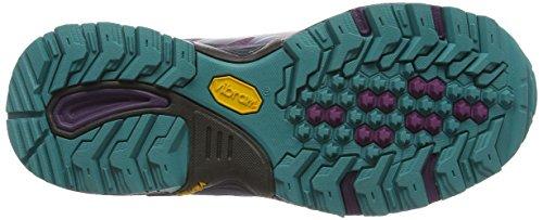 KarrimorXterrain - Zapatos de Low Rise Senderismo mujer Morado - morado (Purple)