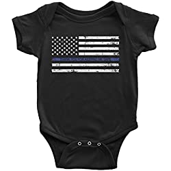 968879d97f73 Gifts For Police Officers Baby Outfits