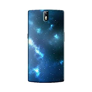 Cover It Up - Star Cloud Blue 01 OnePlus One Hard Case