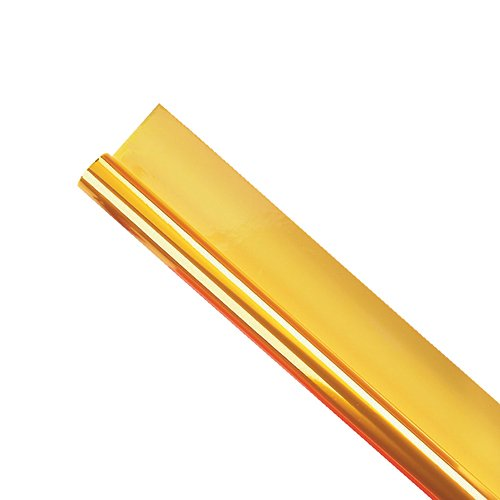 HIGHLAND SUPPLY Yellow Cellophane Roll by HIGHLAND SUPPLY