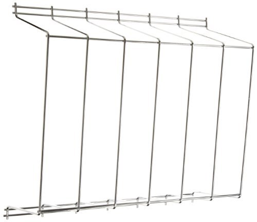 Wire Guard For Use With Emergency Lights, Exit Lights & Cast Aluminum Exit Lights (Pkg of 2)