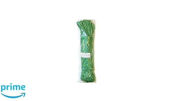 Blackspur Rope Cuerda de Polipropileno 30 m x 6 mm Surtido: Colores Aleatorios