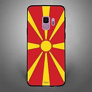 Samsung Galaxy S9 Macedonia Flag