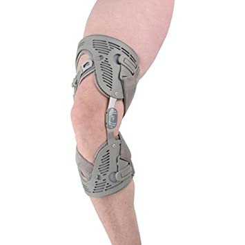 abb9f27823 Image Unavailable. Image not available for. Color: Ossur Unloader One OTS  Osteoarthritic Knee Brace-XL-Right-Standard Medial
