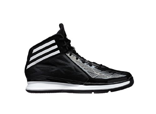 2014 sale online Adidas Men's Crazy Fast 2 Basketball Shoes Black popular online clearance how much outlet for sale C5LJiV