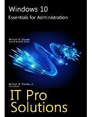 Windows 10: Essentials for Administration
