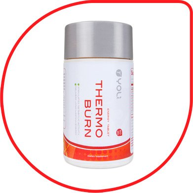 Yoli THERMO BURN Energy Capsules