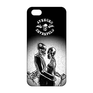 CCCM AVENGED SKULL 3D Phone Case for Iphone 6 plus 5.5