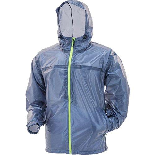 Frogg Toggs XTL62101-12MD Xtreme Lite Jacket, Blue, Medium