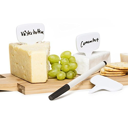 Sagaform Cheese Marker with Dry Erase Marker by Sagaform