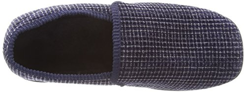 Maverick By Spot OnX2034 - Zapatillas de Estar Por Casa hombre azul - azul