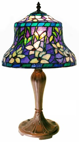 Lite Source C41341 Deana Table Lamp Deana Table Lamp, 25 x 16 x 16 , Dark Bronze