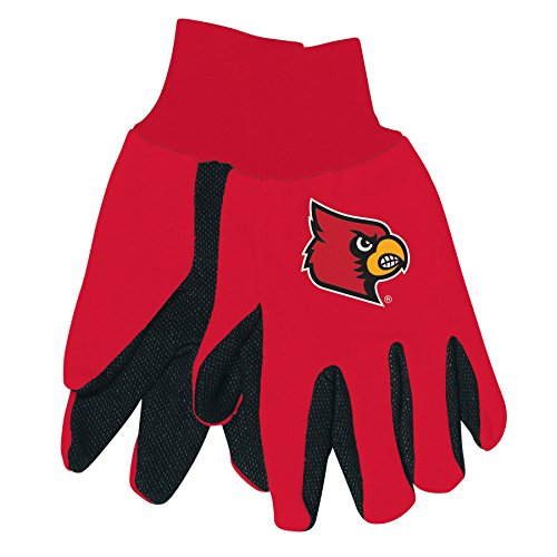 NCAA Louisville Cardinals Two-Tone - Tone Cardinals Two Gloves