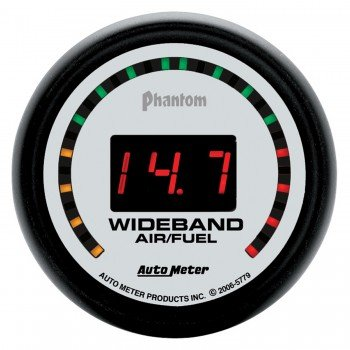 Autometer 5779 Phantom Series Gauge