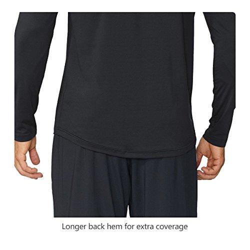 ec30b6a83a5a Baleaf Men s Cool Running Workout Long Sleeve T-Shirt